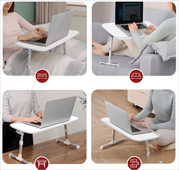 Bed Table for Home Office