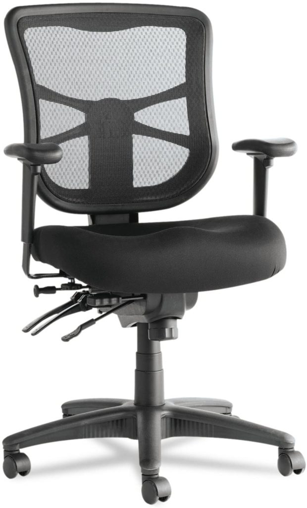 Alera Elusion Mid Back Office Chair