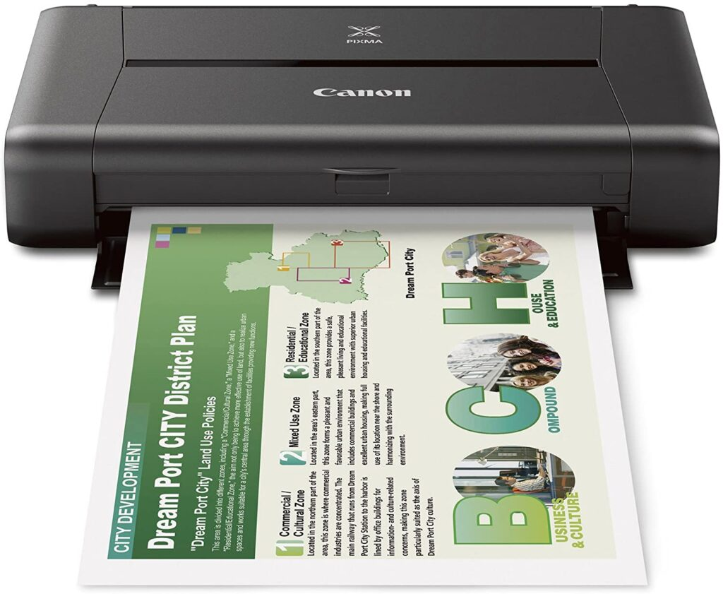 Canon Pixma Printer Best Compact Wireless Printer