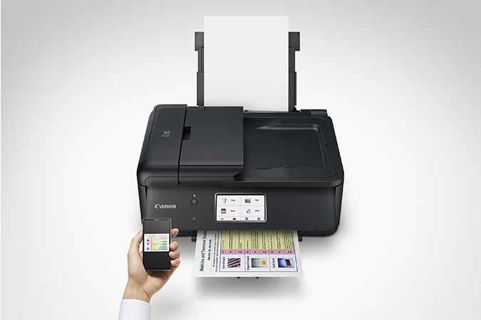 TR8520 Best Compact Wireless Printer