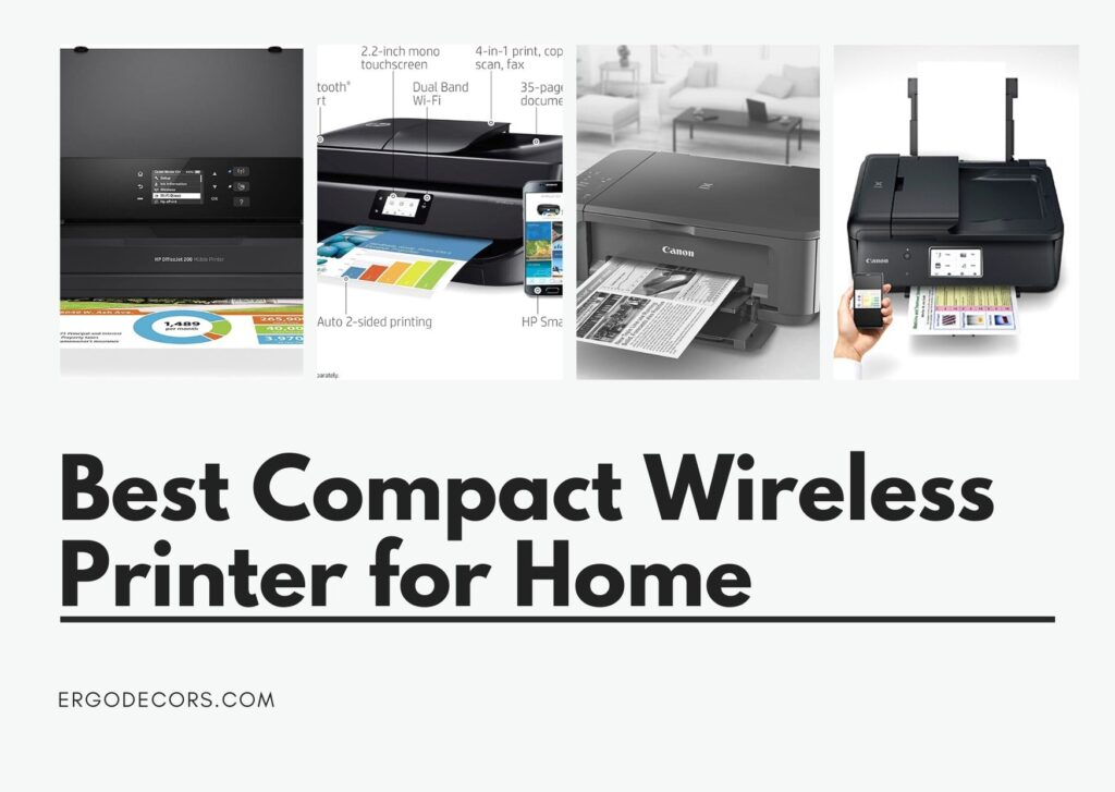 Best Compact Wireless Printer