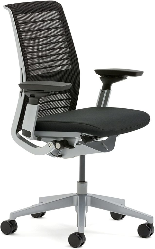 Steelcase Think Chair Ergonomic Desk Chair with Mesh