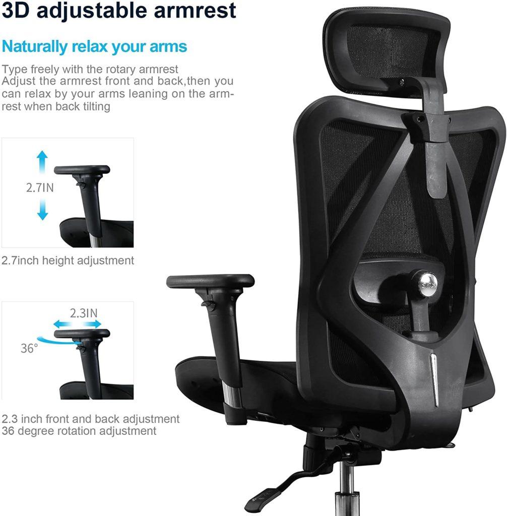 Sihoo ergonomic Desk chair