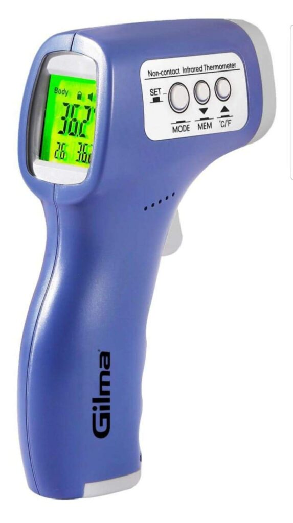 Infrared Thermometer to fight Corona virus