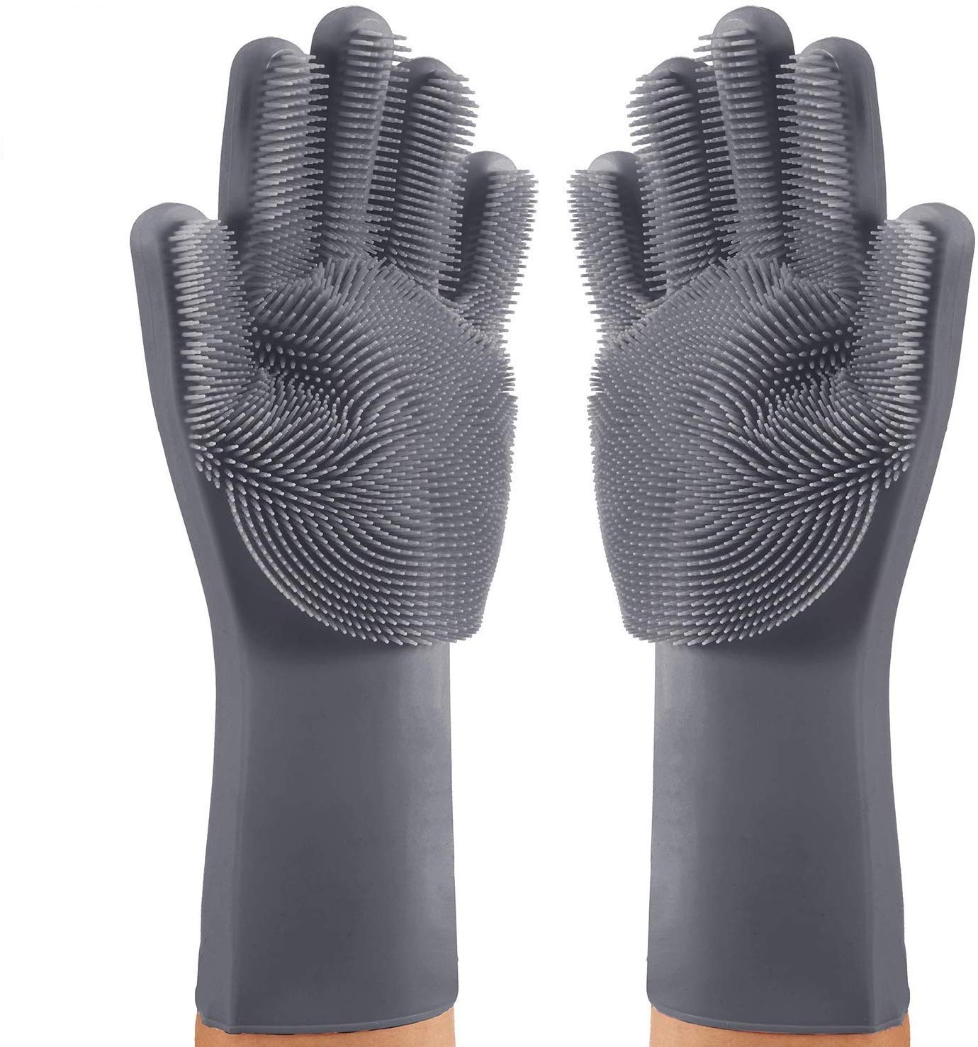Silicon Gloves to work in Kitchen
