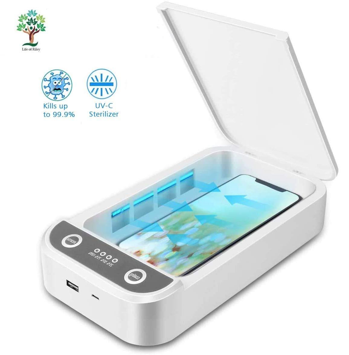 UV Phone Box Smartphone Sanitizer
