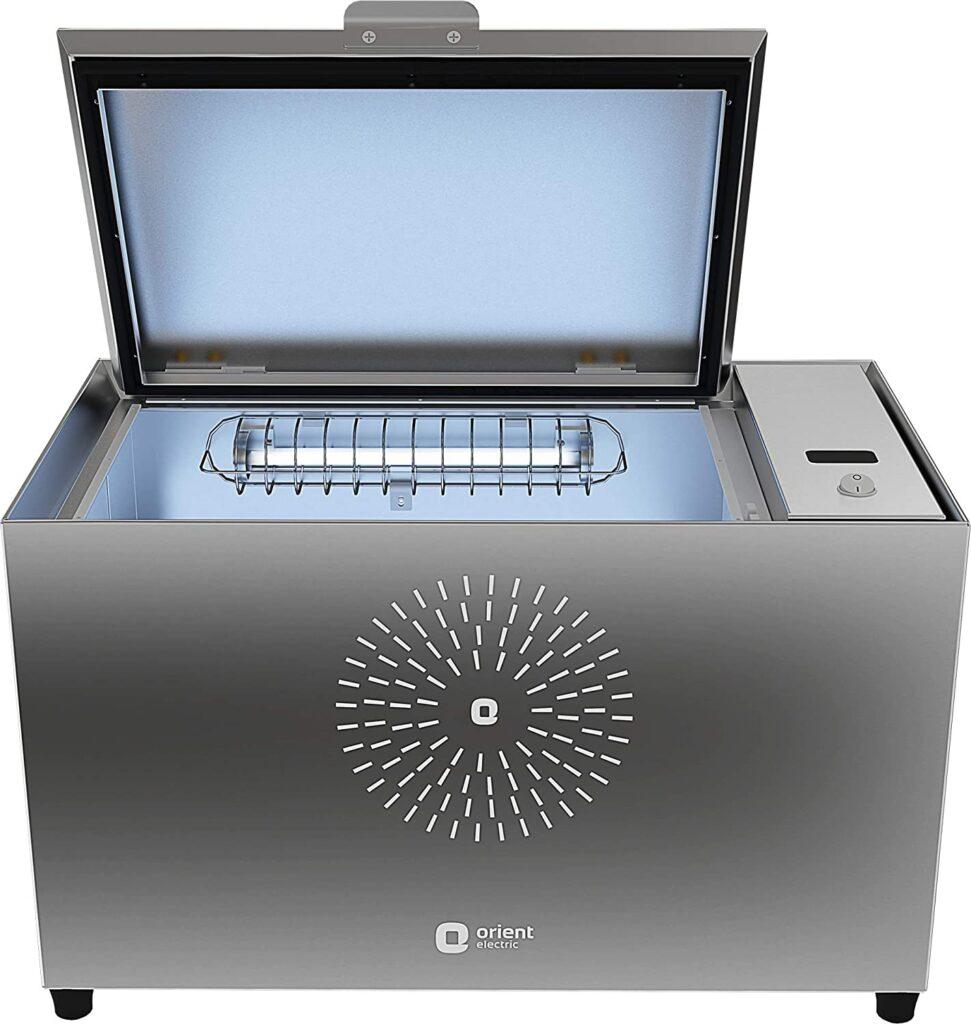 UV Sanitizer box to fight coronavirus