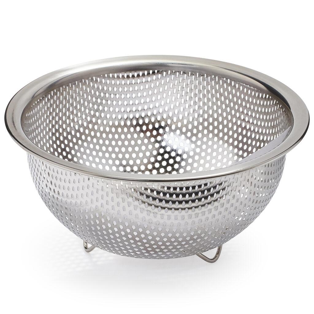 Steel Colander Kitchen utensil