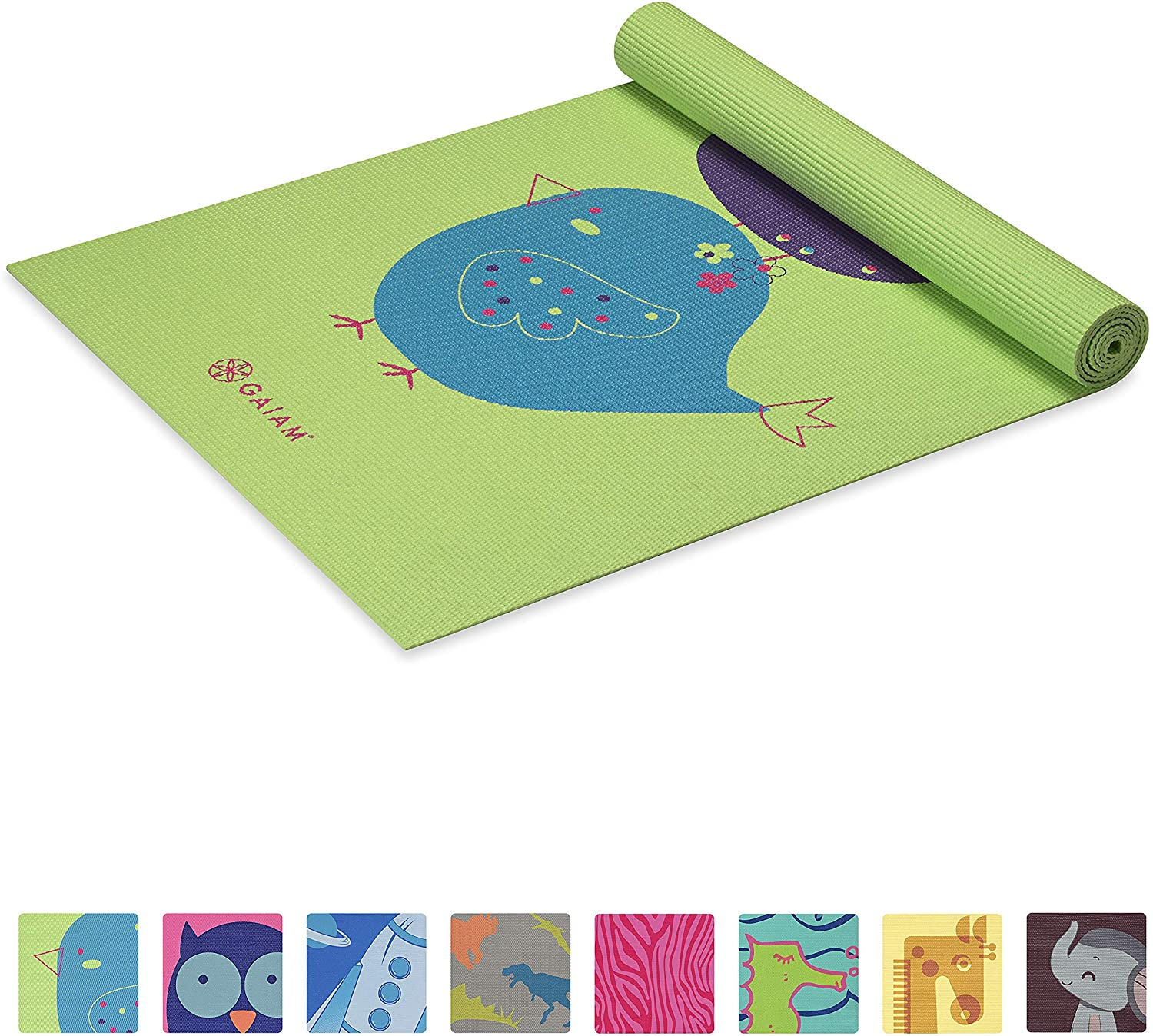 Gaiam Kids Yoga Mats