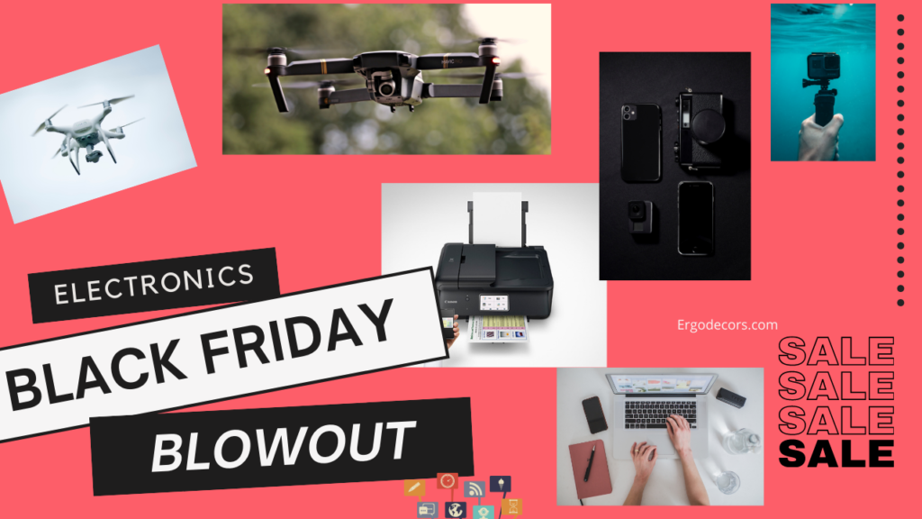 Black Friday Sale on Electronics