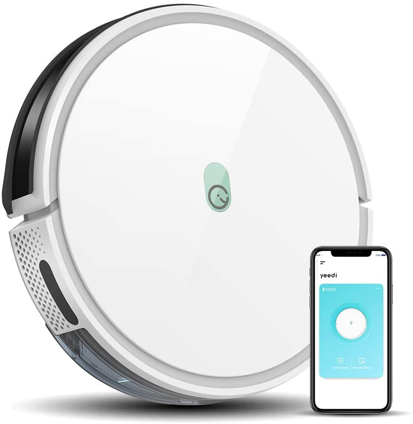 Best Cheap Robot Vacuum Cleaners 6