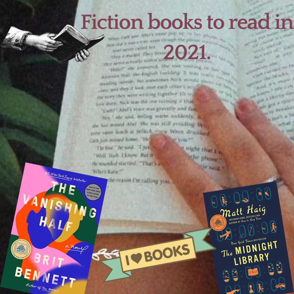 Top Fiction Books to read in lockdown 2021 1