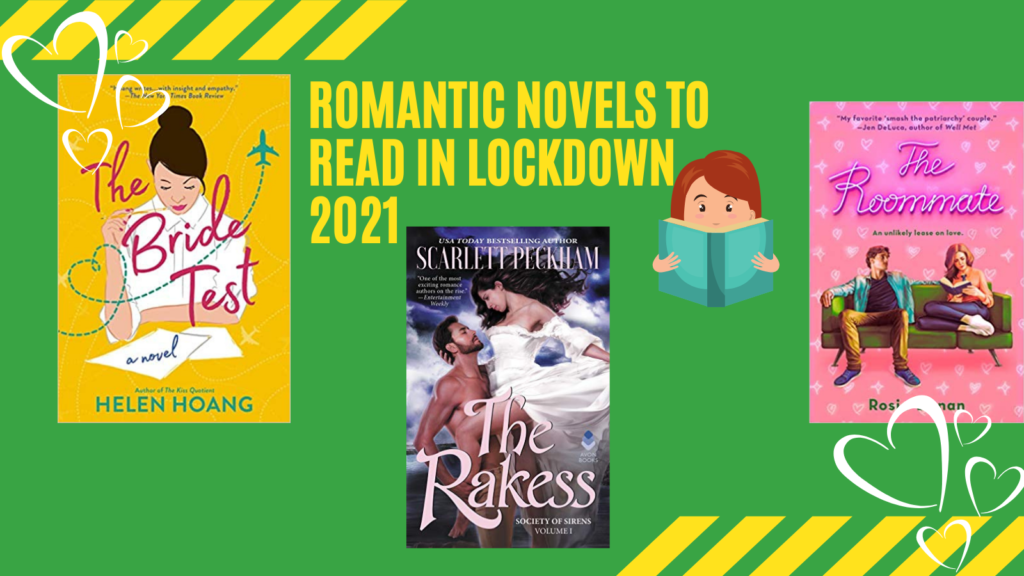4 Best Romantic Books to Read in Covid Times 2