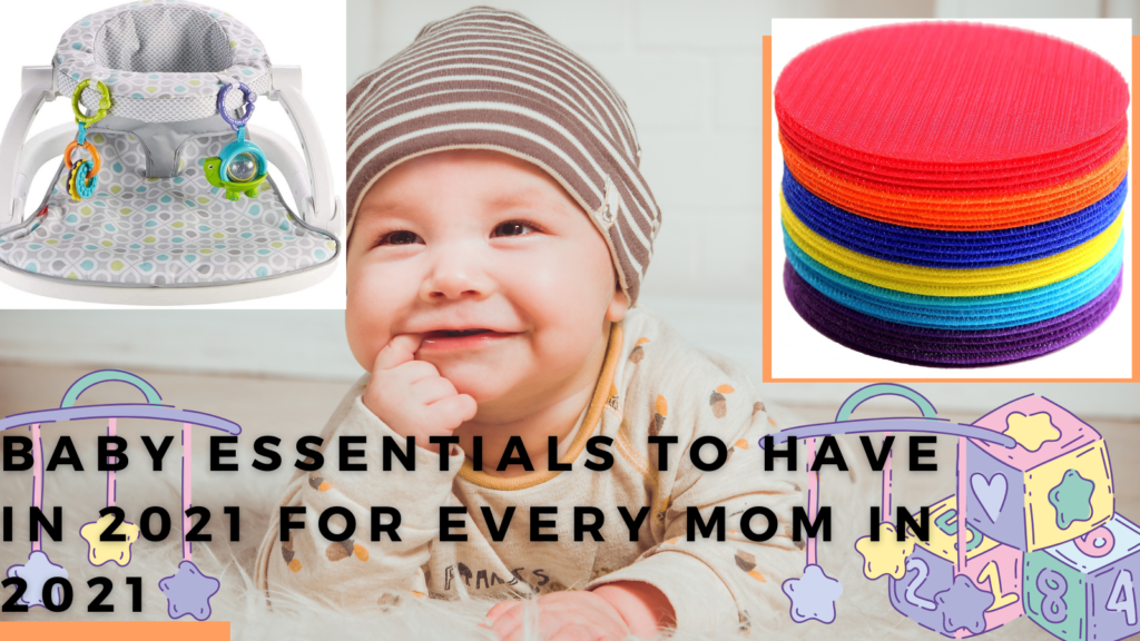 Top 15 Baby Stuff that New Moms will Love 1