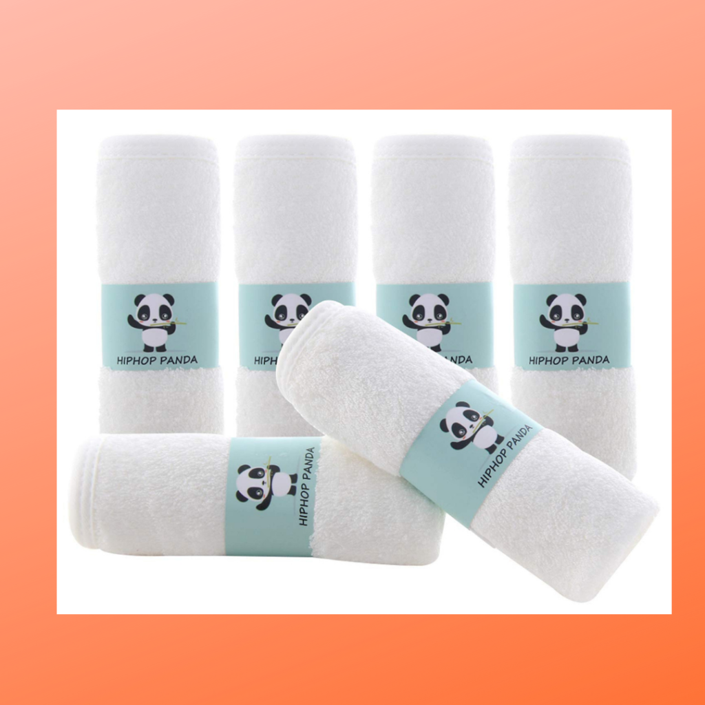 Baby Face Towels