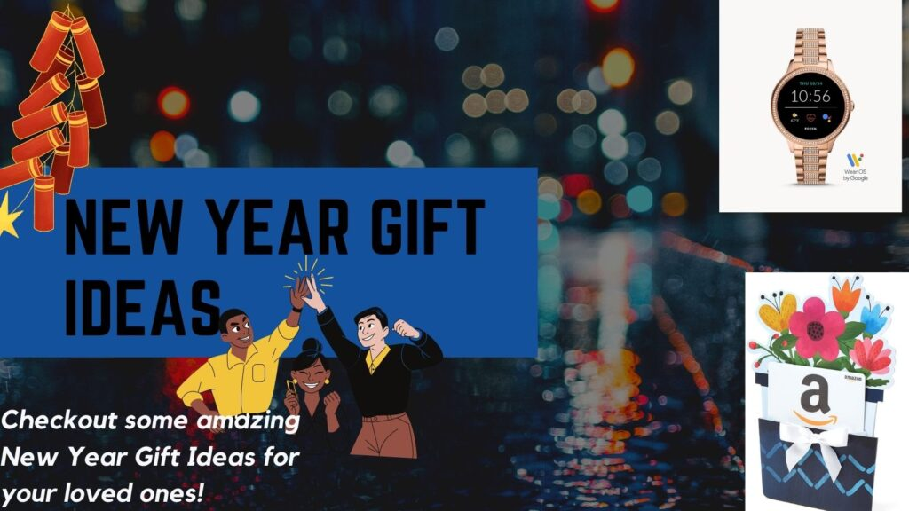 New Year Gift Ideas 2