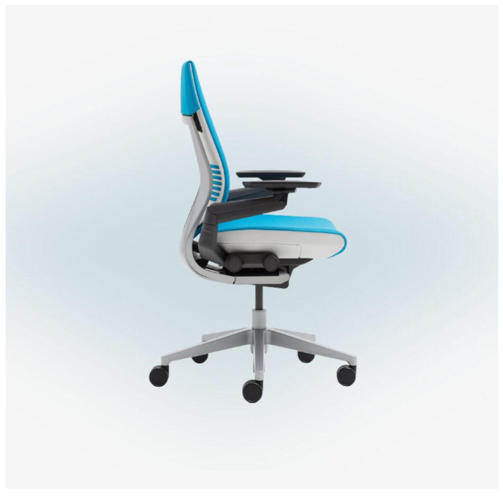 Best Ergonomic Office Chair in 2021 for Lumbar Comfort 2