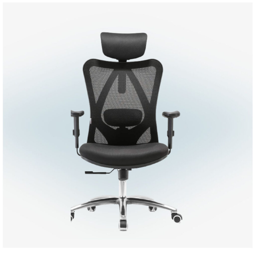 Best Ergonomic Office Chair in 2021 for Lumbar Comfort 4