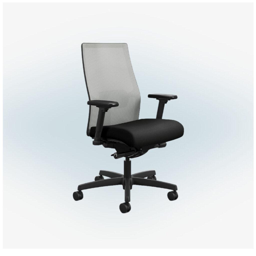 Best Ergonomic Office Chair in 2021 for Lumbar Comfort 5